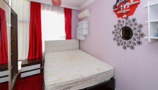 Key Ready Fully-Furnished Flat in the Center of Antalya, Interior Photos-8