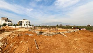 Stylish Apartments in a Complex with a Pool in Antalya, Construction Photos-2