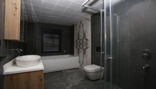 Geräumige freistehende Triplex Villa in Kundu Antalya, Foto's Innenbereich-9