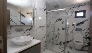 Geräumige freistehende Triplex Villa in Kundu Antalya, Foto's Innenbereich-12