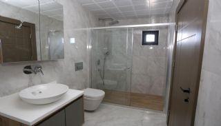 Geräumige freistehende Triplex Villa in Kundu Antalya, Foto's Innenbereich-14