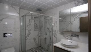 Geräumige freistehende Triplex Villa in Kundu Antalya, Foto's Innenbereich-16