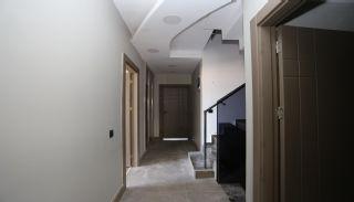 Geräumige freistehende Triplex Villa in Kundu Antalya, Foto's Innenbereich-17