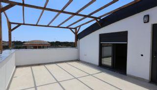 Geräumige freistehende Triplex Villa in Kundu Antalya, Foto's Innenbereich-20