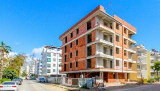 Cozy Apartments with Balconies Near the Center of Antalya, Antalya / Center