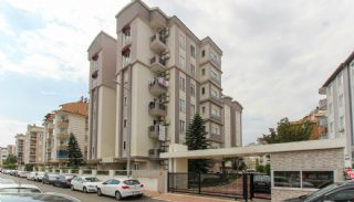 Ready 3+1 Apartment with Natural Gas in Antalya, Lara, Antalya / Lara