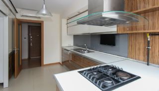 Ready 3+1 Apartment with Natural Gas in Antalya, Lara, Interior Photos-7