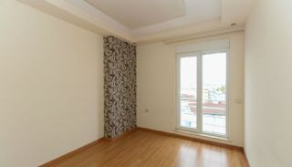 Ready 3+1 Apartment with Natural Gas in Antalya, Lara, Interior Photos-11