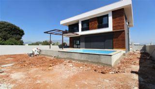 Döşemealtı'nda Kalabalık Ailelere Uygun Müstakil Villa, İnşaat Fotoğrafları-6