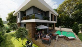 Fristående Villa i Döşemealtı Lämplig för Stora Familjer, Antalya / Dosemealti - video