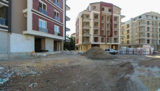Nagelneue Wohnungen an einem günstigen Standort in Antalya, Foto's Bau-1