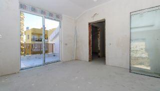Nagelneue Wohnungen an einem günstigen Standort in Antalya, Foto's Bau-14
