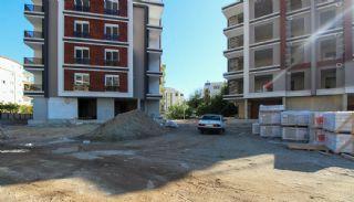 Nagelneue Wohnungen an einem günstigen Standort in Antalya, Foto's Bau-2