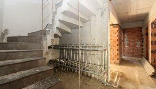 Nagelneue Wohnungen an einem günstigen Standort in Antalya, Foto's Bau-6