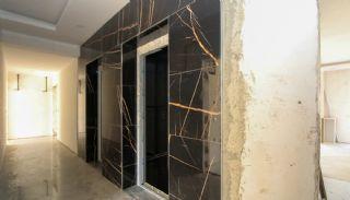 Nagelneue Wohnungen an einem günstigen Standort in Antalya, Foto's Bau-7