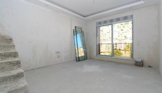 Nagelneue Wohnungen an einem günstigen Standort in Antalya, Foto's Bau-9