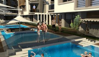 Brand New Apartments at a Favourable Location of Antalya, Antalya / Konyaalti - video