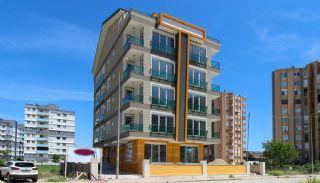 Quality Design Apartments with Mountain View in Antalya, Antalya / Konyaalti