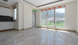 Quality Design Apartments with Mountain View in Antalya, Interior Photos-2