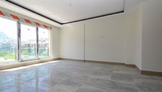 Quality Design Apartments with Mountain View in Antalya, Interior Photos-3
