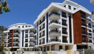 Lägenheter med bergsutsikt i Konyaaltı 1.5 km till stranden, Antalya / Konyaalti
