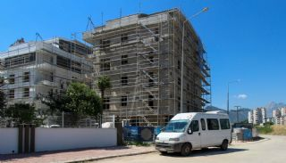 Spacious Flats in Complex with Rich Facilities in Antalya, Construction Photos-1