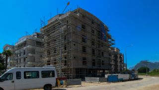 Spacious Flats in Complex with Rich Facilities in Antalya, Construction Photos-2
