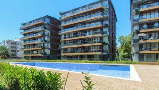 Milieuvriendelijk appartement dicht bij sociale voorzieningen in Antalya, Antalya / Centrum