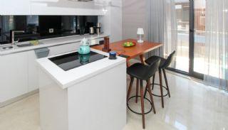 Milieuvriendelijk appartement dicht bij sociale voorzieningen in Antalya, Interieur Foto-4
