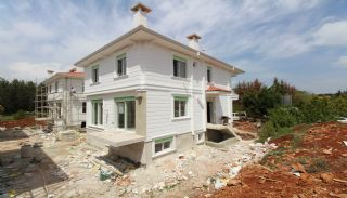 Uninterrupted Forest View Villas in Dosemealti Antalya, Construction Photos-1