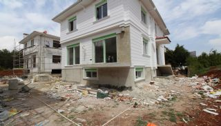 Uninterrupted Forest View Villas in Dosemealti Antalya, Construction Photos-3