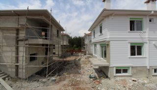 Uninterrupted Forest View Villas in Dosemealti Antalya, Construction Photos-5