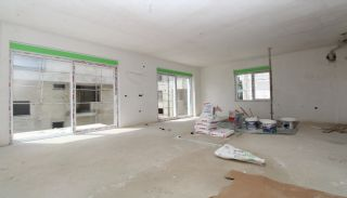 Uninterrupted Forest View Villas in Dosemealti Antalya, Construction Photos-8