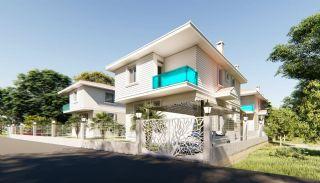 Ononderbroken Villa's met Boszicht in Dosemealti Antalya, Antalya / Dosemealti