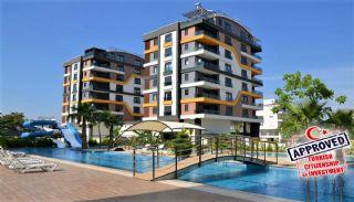 شقة دوبلكس فاخرة في منطقة سريعة النمو في أنطاليا, انطاليا / كبيز