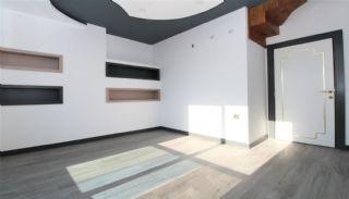 شقة دوبلكس فاخرة في منطقة سريعة النمو في أنطاليا, تصاوير المبنى من الداخل-6