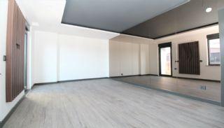 شقة دوبلكس فاخرة في منطقة سريعة النمو في أنطاليا, تصاوير المبنى من الداخل-9