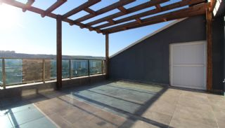 شقة دوبلكس فاخرة في منطقة سريعة النمو في أنطاليا, تصاوير المبنى من الداخل-20