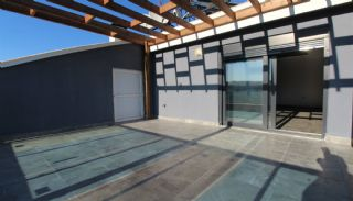 شقة دوبلكس فاخرة في منطقة سريعة النمو في أنطاليا, تصاوير المبنى من الداخل-21
