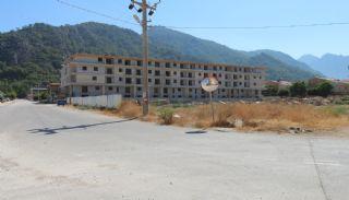 Fantastiska Lägenheter med Bergsutsikt i Konyaalti Antalya, Byggbilder-1