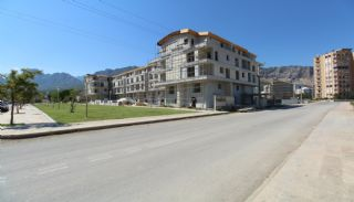 Stunning Flats with Mountain View in Konyaalti Antalya, Construction Photos-2