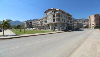 Fantastiska Lägenheter med Bergsutsikt i Konyaalti Antalya, Byggbilder-2