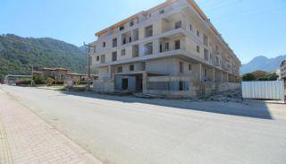 Fantastiska Lägenheter med Bergsutsikt i Konyaalti Antalya, Byggbilder-4