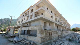 Fantastiska Lägenheter med Bergsutsikt i Konyaalti Antalya, Byggbilder-5