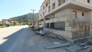 Fantastiska Lägenheter med Bergsutsikt i Konyaalti Antalya, Byggbilder-6