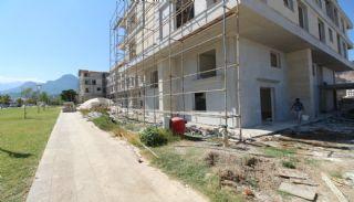 Fantastiska Lägenheter med Bergsutsikt i Konyaalti Antalya, Byggbilder-7