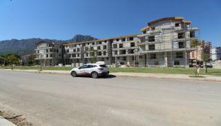 Fantastiska Lägenheter med Bergsutsikt i Konyaalti Antalya, Byggbilder-8