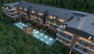 Fantastiska Lägenheter med Bergsutsikt i Konyaalti Antalya, Antalya / Konyaalti