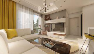 Fantastiska Lägenheter med Bergsutsikt i Konyaalti Antalya, Interiör bilder-1