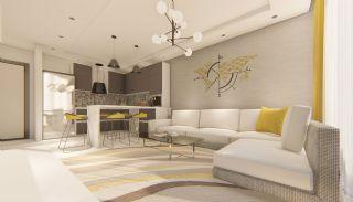 Fantastiska Lägenheter med Bergsutsikt i Konyaalti Antalya, Interiör bilder-6